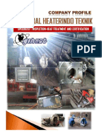 Company Profile Pt. Global Heaterindo Teknik