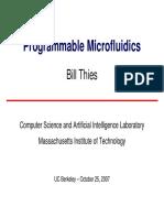 Microfluidics Berkeley 07
