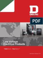 2012 Delixi Electric Catalogue