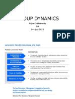 GROUP Dynamics Models _arjya.pptx