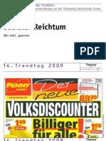 14. Trendtag 2009 - Sozialer Reichtum