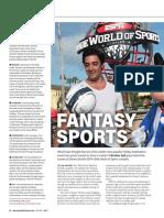 SportBusiness - Fantasy Sports