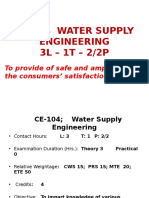 Lectut Ce 104 Ppt Ce 104 . Introducionce 104 Water Supply Engineering_iylyy78