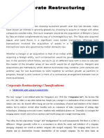 Corporaterestructuring Studymaterial Final2 121106105438 Phpapp01