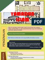 TITAS- Bab 2 Tamadun Islam