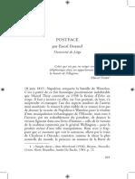 Marcel Thiry. Postface par Pascal Durand.