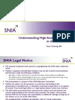 FlemingMark Understanding High Availability in the SAN-Fleming v1-1SP11