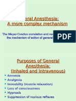 General Anesthesia Presentation