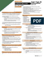 1.1c Identification & Medicolegal Aspects of Death