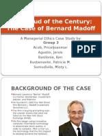 ETHICS_Bernard Madoff Case
