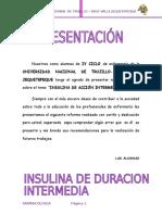 Insulina Intermedia