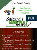 Behavior Based Principles