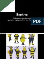 Beehive Tech Talk