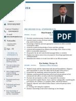 Longform CV