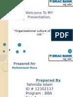 Brac Bank Presentation