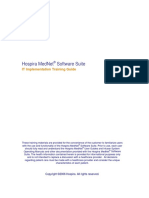 Hospira MedNet 4.1 Training Manual