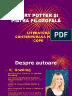 Lit Contemp Harry Potter