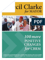 100 more Positive Changes for CBRM