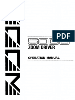 Zoom Driver
