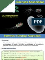 Biologia - Bactéria e Doenças Associadas