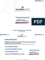 Global EDM Machines Consumables Service