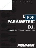 Dual Parametric Di Classic User Guide