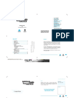 Manual Para El Diseño de Paquetes Turisticos