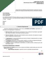 Organizacional Structure