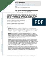 Treatment of Early Aggressive Rheumatoid Arthritis Trial
