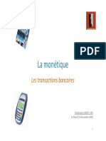 Support Monetique Bancaire