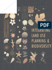 Integrating Land Use Planning and Biodiversity