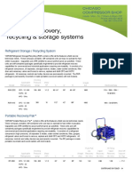 Refrigerant Recovery and Recycling