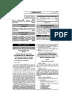 D.L 1153. Los Tecnicos Asistenciales pertenecemos por nuestra Ley 28561