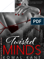 Twisted Minds - Komal Kant- español