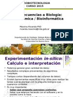 Clase 24 B Bioinformatica 2da Parte AGBT 2015