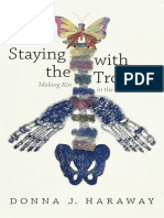 Staying with the Trouble by Donna Haraway