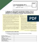 GUIA N°1 sobre mercado laboral en chile