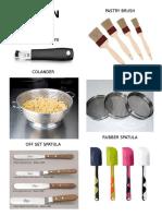 Kitchen Toolsytj