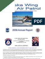 Alaska Wing - Annual Report (2008)