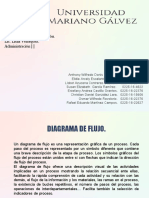 diagrama de procesos y diagrama de flujo