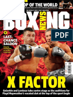 Boxing News - October 15, 2015