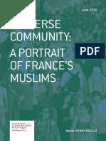 Nadia Henni-Moulaï - A diverse community