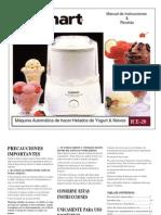 Cuisinart ice & sorbette maker manual in spanish español