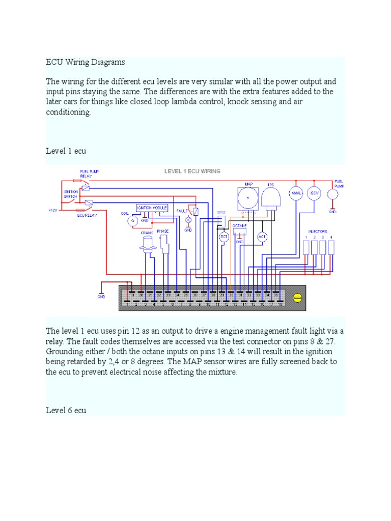 cosworth ecu wiring diagrams diode components rh scribd com 2001 BMW 325I Wiring Diagram evo 8 ecu wiring diagram