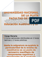 Programa Ed Auditiva LP