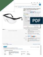 Safety Glasses by Crews Scratch Resistant Polycarbonate Lens Nylon Frame _ EBay