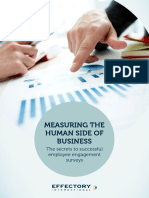 Measuring the Human Side of Business