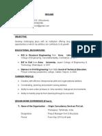 Rajarajan Resume(03052015)