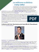 Gobiernos militares en Bolivia.docx