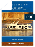 navigator-houseboat-operating-manual